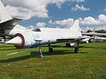 MiG Ye-152M (E166) at Central Air Force Museum pic1.JPG
