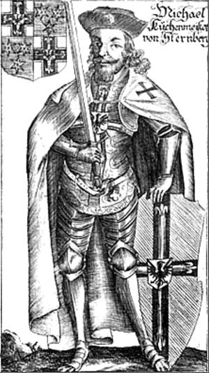Michael Küchmeister von Sternberg - Michael Küchmeister von Sternberg