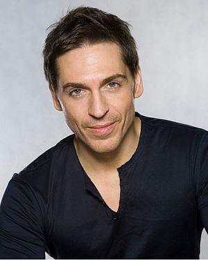 Michael Falzon (actor) - Image: Michael Falzon, photograph by Gavin D. Andrew Studio Portrait