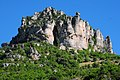 Mighty rockformations in the Tarn canyon - panoramio.jpg
