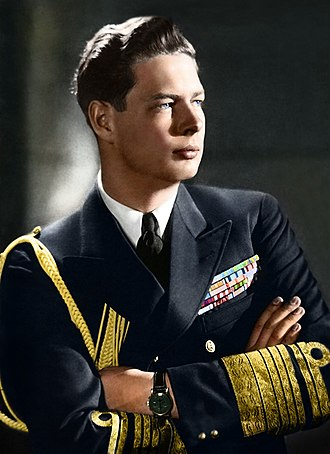 Michael I of Romania - King Michael in 1947