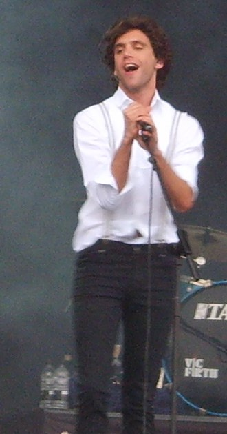 Mika (singer) - Mika live at the V Festival, 2007