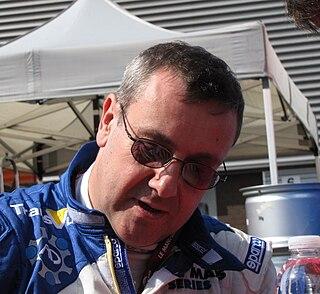 Mike Newton (racing driver) British racing driver
