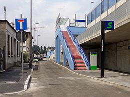 Stazione di Milano Forlanini - Wikipedia