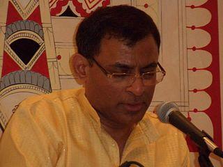 Milind Chittal Indian singer