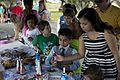 """Military families brought together during Easter """"Eggstravaganza"""" events 140419-M-GX711-068.jpg"""
