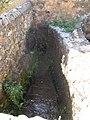 Mill race, Castle watermill, Paderne, 2010 10 17 (2).JPG