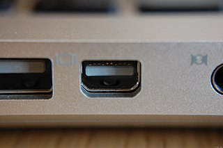 Mini DisplayPort Audio/video interface for transmitting digital signals
