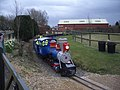 Miniature Railway at Twycross Zoo - geograph.org.uk - 1826346.jpg