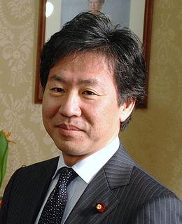 Jun Azumi Japanese politician