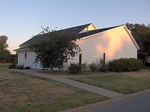 Minneola, Kansas - Reformed Presbyterian church