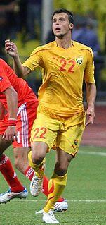 Mirko Ivanovski Macedonian association football player