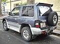 Mitsubishi Pajero 3door rear.JPG