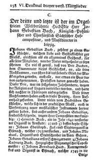 Lorenz Christoph Mizler German music historian and polymath