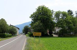 Mlinsko - Image: Mlinsko Slovenia