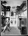 Mobile bacteriological laboratory, interior. Wellcome L0022454.jpg