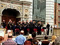 Mobile carillon concert with the accompaniment of the Polish Border Guard Orchestra during III World Gdańsk Reunion - 12.jpg