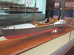 Model of PS Hope (ship, 1864), Merseyside Maritime Museum.JPG