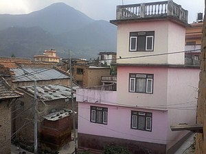 Charghare - A Modern House and other houses.