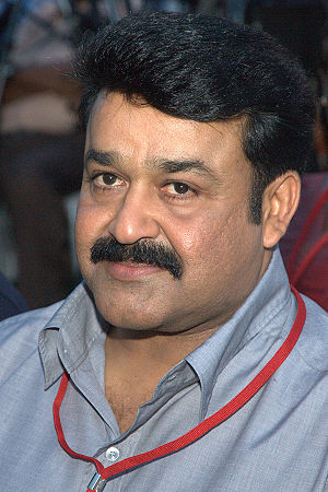 Mohanlal - Mohanlal at the 17th International Film Festival of Kerala in 2012