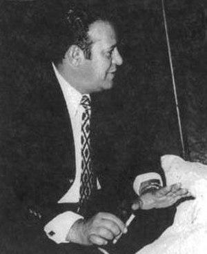 Mohsin Ahmad al-Aini - Mohsin Ahmad al-Aini in 1972