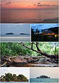 Montage of islands of Sihanoukville.jpg