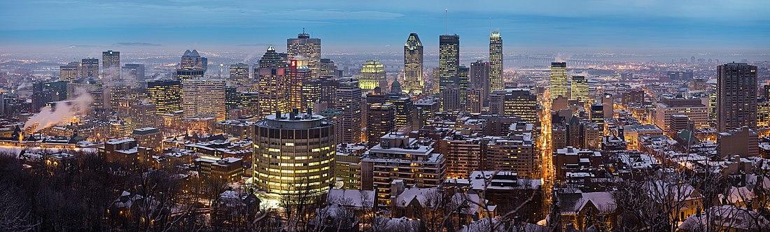 Montréal - Wikiwand