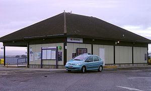 Montrose railway station - Montrose railway station
