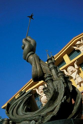 Andrea Favilli - Image: Monumental Disney Legends, by Andrea Favilli