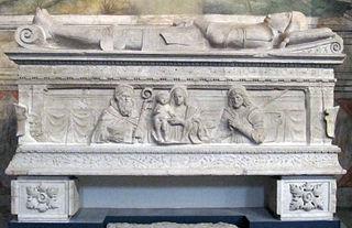 Monumento funebre di Nicolò Orsini