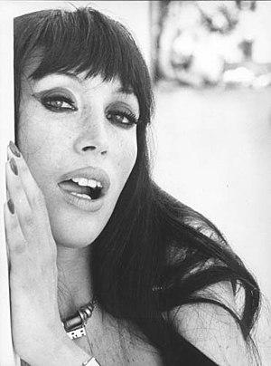 Moria Casán - Casán in the 1970s.