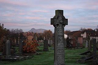 Morningside Cemetery, Edinburgh cemetery in City of Edinburgh, Scotland, UK