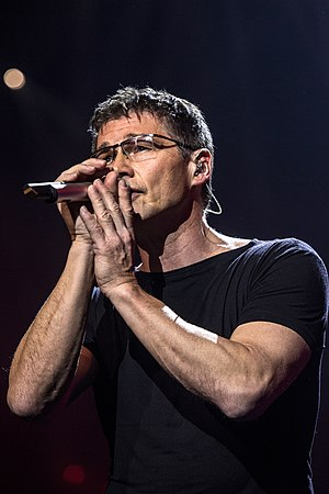 Morten Harket - Morten Harket performing in 2013