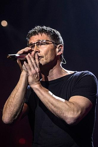 Morten Harket - Morten Harket performing in 2013