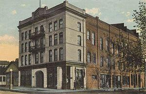 Morton Theatre - Morton Theatre circa 1914