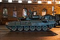 Moscow 2012 Victory Day Parade Rehearsal, T-90 Tank, Russia.jpg
