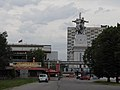 Moscow Monorail, Ulitsa Sergeya Eisensteina station (Московский монорельс, станция Улица Сергея Эйзенштейна) (4685665995).jpg