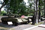 Moscow Suvorov Military School armored vehicles and tanks collection Part2 23.jpg