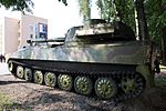 Moscow Suvorov Military School armored vehicles and tanks collection Part2 30.jpg