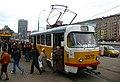 Moscow tram Tatra T3SU 3570, line closed in 2004 (31937476323).jpg