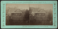 Mother Johnson's at Raquette Falls, by Stoddard, Seneca Ray, 1844-1917 , 1844-1917.png