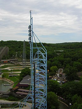 Mr. Freeze, Six Flags St. Louis.jpg
