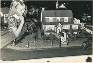 Roadside America - Mr. Geringer's Grand Daughter