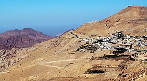 Mount Hor - Mt. Harun