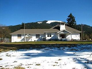 Mount Hood, Oregon Census-designated place in Oregon, United States