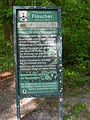 Munich - Flaucher sign.JPG