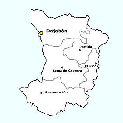 Municipalities of Dajabón Province.jpg