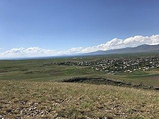 Khachaghbyur Place in Gegharkunik, Armenia