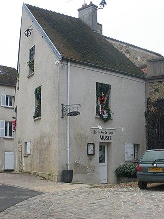 Bièvres, Essonne - Image: Musée Outils