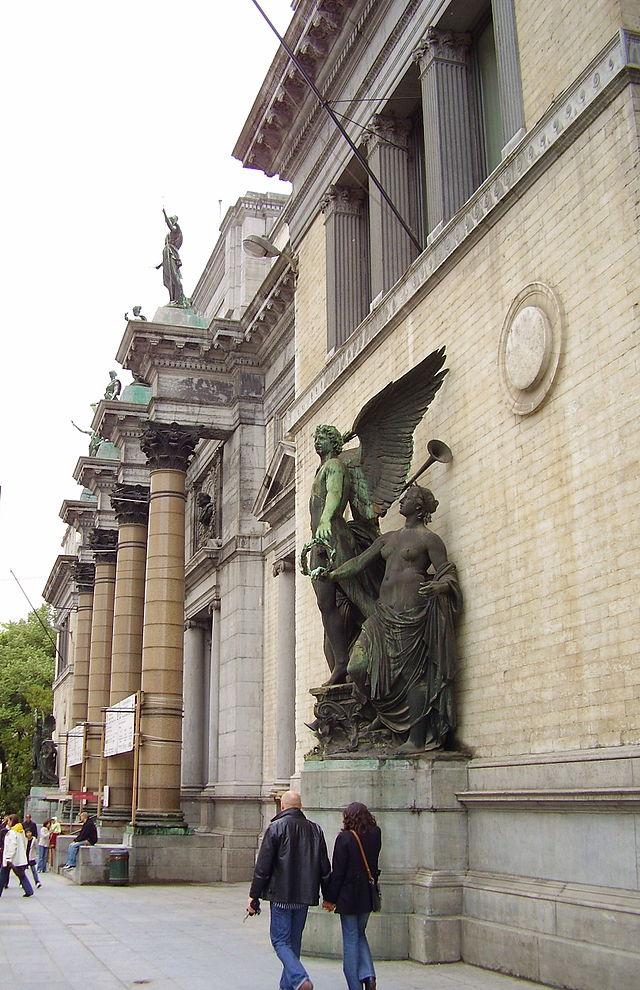 Musée royal d'art moderne à Bruxelles